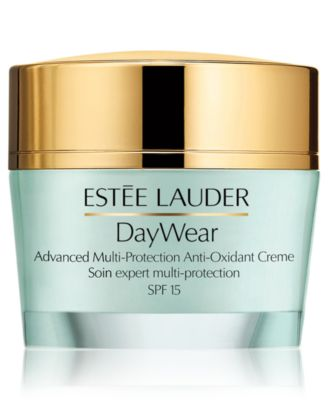 Image of Estée Lauder DayWear Advanced Multi-Protection Anti-Oxidant Creme Broad Spectrum SPF 15 - Normal/Com