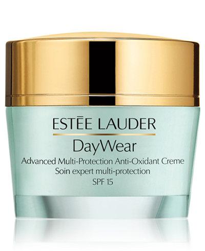 Estée Lauder DayWear Advanced Multi-Protection Anti-Oxidant Creme SPF 15 - Normal/Combination Skin 1.7 oz.