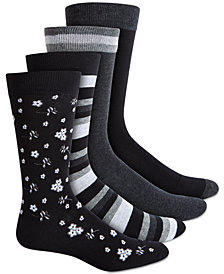 Bar III Men's 4-Pk. Socks, Created for Macy's