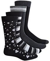 6e2d147a93d9 Bar III Men's 4-Pk. Socks, Created for Macy's
