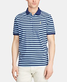 Polo Ralph Lauren Men's Classic Fit Stripe Polo
