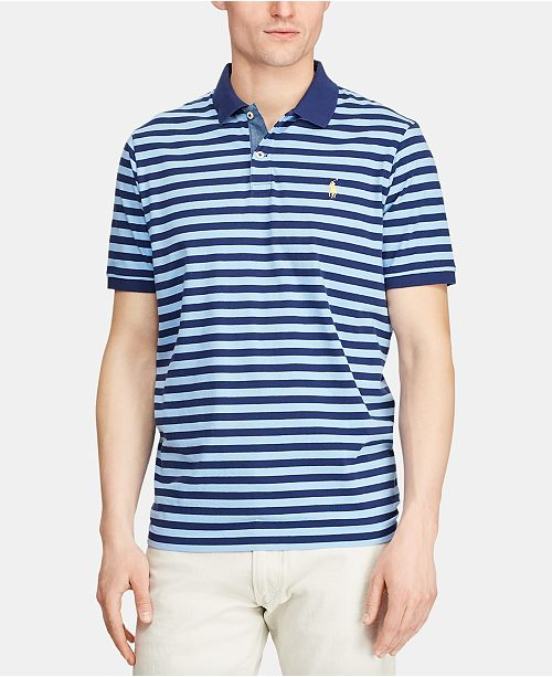 Polo Ralph Lauren Men's Classic Fit Stripe Polo