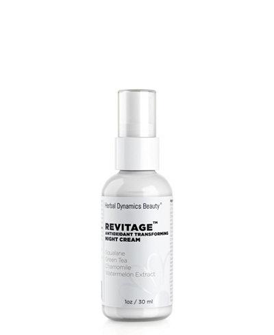 Herbal Dynamics Beauty Revitage Antioxidant Transforming Night Cream
