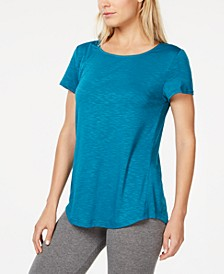 Cross-Back T-Shirt, Created for Macy's