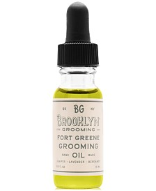 Brooklyn Grooming Fort Greene Grooming Oil, 0.5-oz.