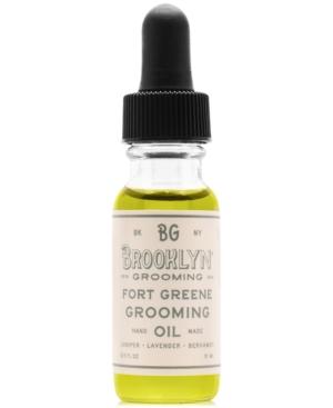 Brooklyn Grooming Fort Greene Grooming Oil, 0.5-oz.