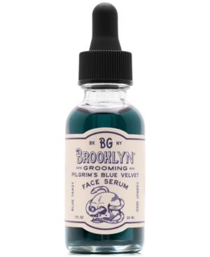 Brooklyn Grooming Pilgrim's Blue Velvet Face Serum, 1-oz.