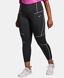 Nike Plus Size Dri-FIT Training Leggings