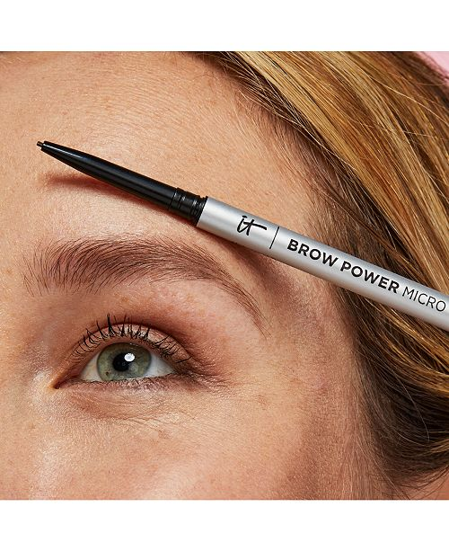 Brow Power Micro Universal Defining Eyebrow Pencil by IT Cosmetics #3