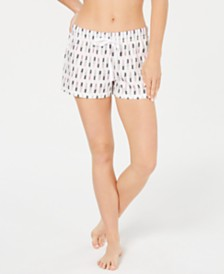 Jenni Printed Pajama Shorts, Created for Macy's