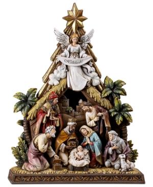 Napco Angel Nativity...