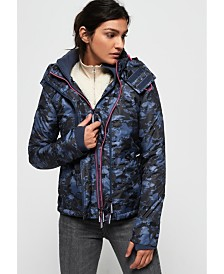 Superdry Arctic Hood Camo Sd-Windcheater