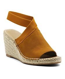 Calla Esapdrille Wedge Sandal