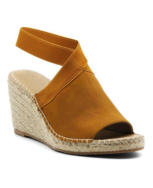 415676c3fae Calla Esapdrille Wedge Sandal
