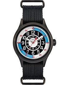 Timex X Todd Snyder Inspired 40mm Fabric Strap Mod Watch