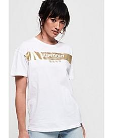 Premium Foil Oversized Portland T-Shirt