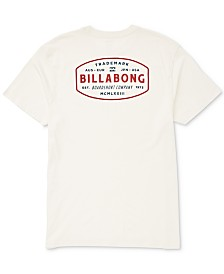 Billabong Men's MCM Logo Graphic T-Shirt