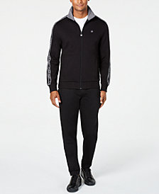 Calvin Klein Side Taped Jacket and Joggers