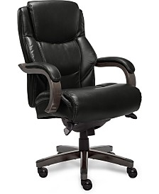 La-Z-Boy Delano Big and Tall Executive Office Chair, Quick Ship