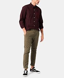 Dockers Men's Downtime Smart 360 Flex Skinny-Fit Performance Stretch Khaki Pants