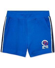 Polo Ralph Lauren Baby Boys Cotton Mesh Shorts