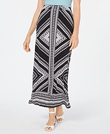 Printed Maxi Skirt, Created for Macy's