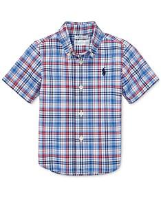 13af02d649429 Baby Boy (0-24 Months) Ralph Lauren Kids Clothing - Macy's