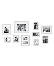 Bordeaux Gallery Wall Wood Picture Frame Set