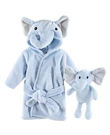 Hudson Baby Snuggle Time Box Set, 2 Piece Set, 0-9 Months