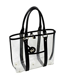 Molly Carryall Clear Tote