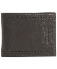 Levi's® Men's Felix Extra-Capacity Slimfold Wallet