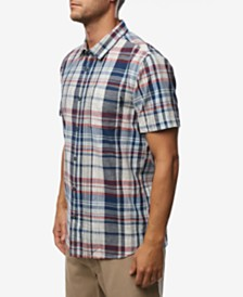 O'Neill Men's Contikka Plaid Shirt