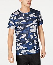 Men's Textured Camo T-Shirt