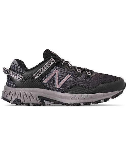 Women's 410 V6 Wide Trail Running Shoe