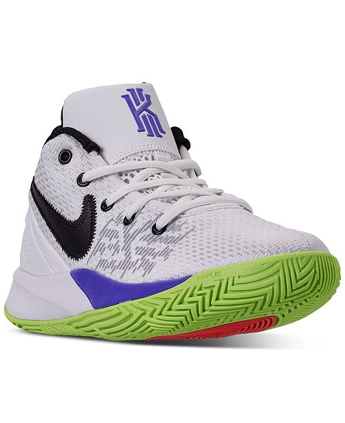 premium selection 0fde5 cb9b0 Boys' Kyrie Flytrap II Basketball Sneakers from Finish Line