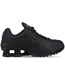 the best attitude e88e8 7322d Nike Women s Shox R4 Casual Sneakers from Finish Line