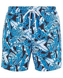BOSS Men's Graphic Swim Shorts