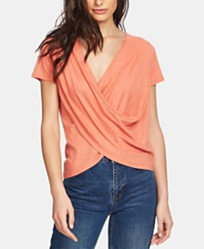 1.STATE Wrap-Front Top