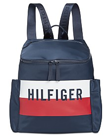 Tommy Hilfiger Keys Nylon Backpack