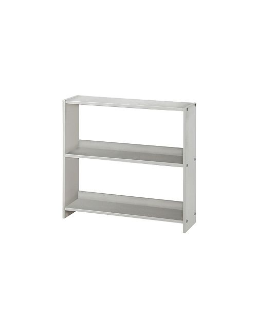 Donco Kids Small Bookcase Shelf for Low Loft