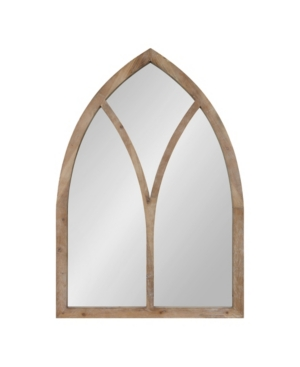 Kate and Laurel Corneil Arch Shape Wall Mirror