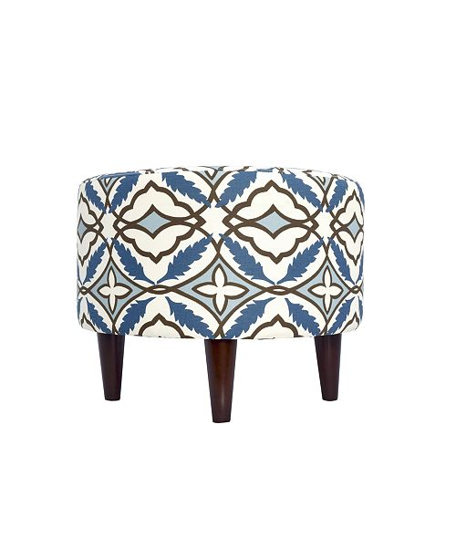 MJL Furniture Designs Sophia Upholstered Round Ottoman