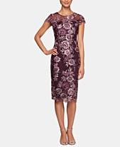 ae551d2aa819 Alex Evenings Dresses: Shop Alex Evenings Dresses - Macy's