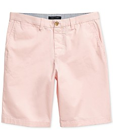"""Tommy Hilfiger Adaptive Men's Tommy Stretch 9"""" Shorts with Velcro® Closure"""