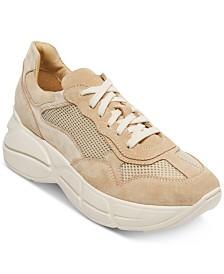 Steve Madden Women's Memory Chunky Sneakers