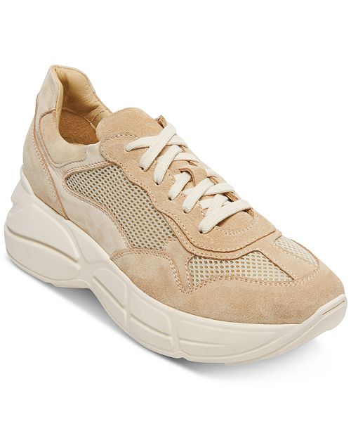 39843e6a9b2 Steve Madden Women's Memory Chunky Sneakers & Reviews ...