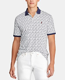 Polo Ralph Lauren Men's Classic-Fit Interlock Polo Shirt