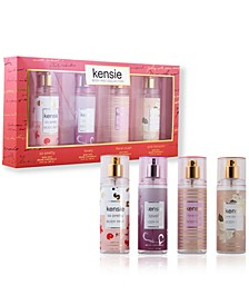 4-Pc. Body Mist Gift Set