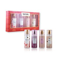 Kensie 4-Pc. Body Mist Gift Set
