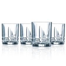 Luminarc Parallels Double Old Fashioned - Set of 4